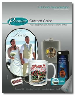 Premier Custom Color Catalog