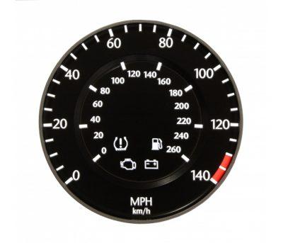 Automotive Dial